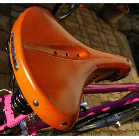 Selle Lepper Drieveer 90 honey