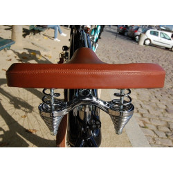 Selle Electra Indy cruiser XL saddle brown.