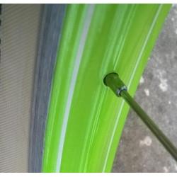 Townie original 8D Lime Green