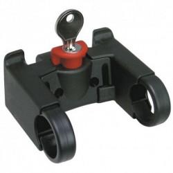 Klickfix Fixation a clef  pour cintre 26.0 mm
