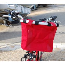 Klickfix Bikebasket Rouge