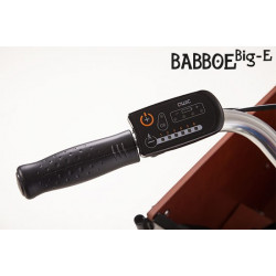 Triporteur Babboe Big E