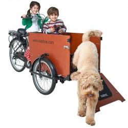 Triporteur Babboe Dog E