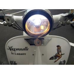 AMPOULE LED BA20D SMD 12V