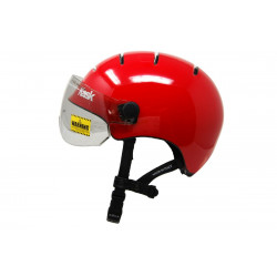 KASK RED TAILLE M
