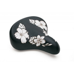 Selle Electra Hawaii Full Flower Black
