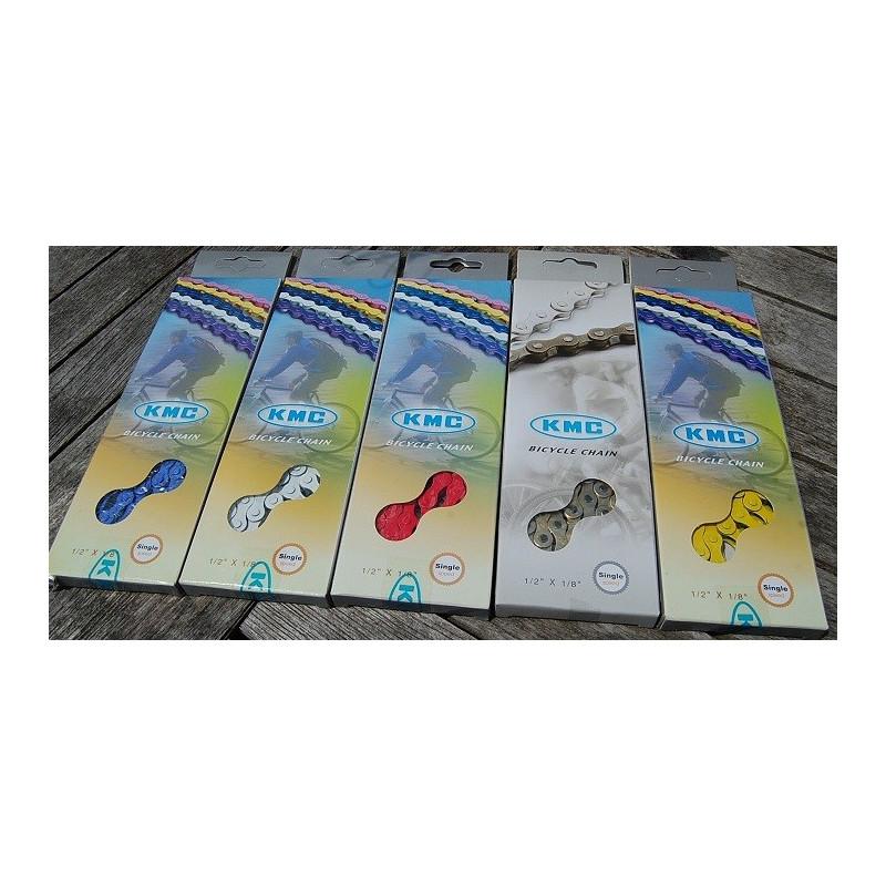 Chaine de couleur de marque KMC