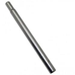 Tige de selle acier 25.4mm long 330mm